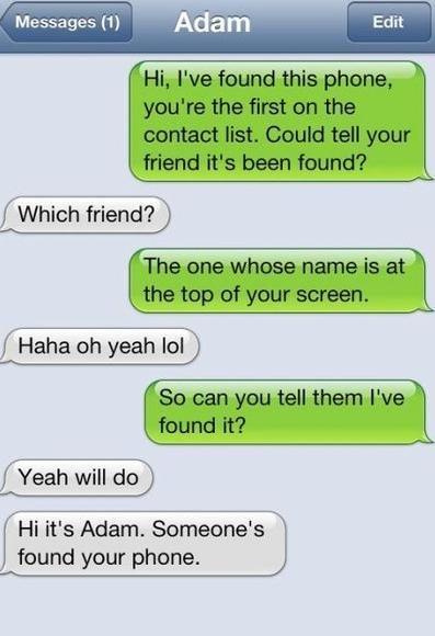 so helpful iPhones found phone - 6696379904