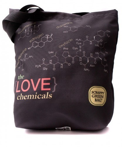bag tote love Chemistry - 6696405760