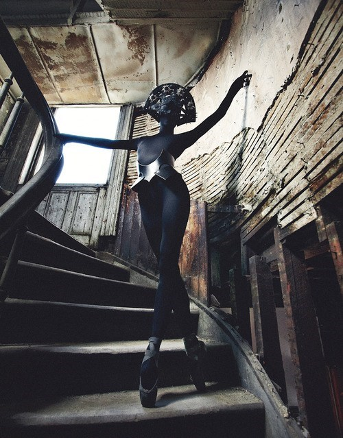 style fashion if style could kill slender man black spooky - 6696612352