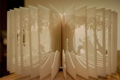 design,panorama,book,carving