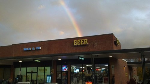 beer liquor rainbow - 6696668160