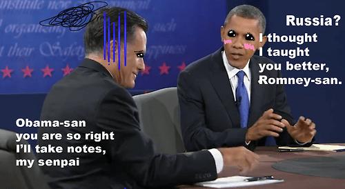 obama Debates politics desu sempai - 6696920064