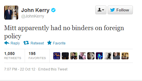 Mitt Romney John Kerry debate foreign policy - 6697048832