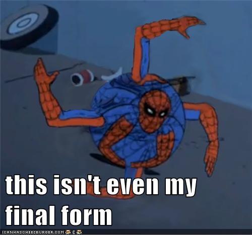 Spider-Man final form nazi - 6697405952