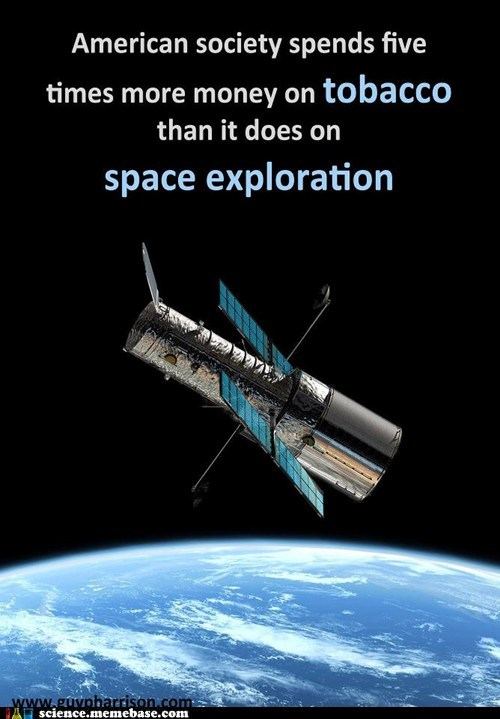 space exploration tobacco money - 6697540096