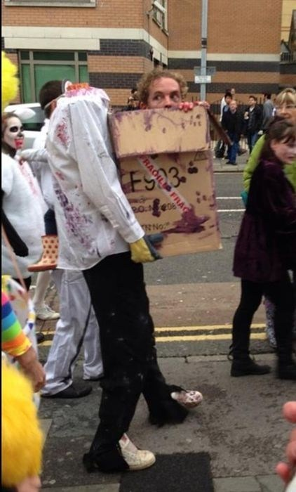 costume halloween zombie grisly - 6697636608