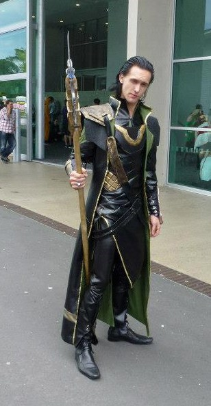 loki The Avengers cosplay superheroes - 6697792000
