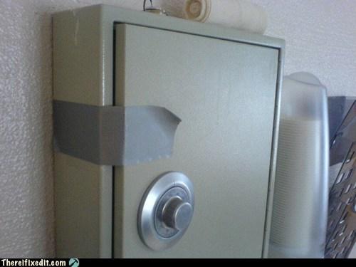 safe failsafe duct tape secret documents - 6697864704