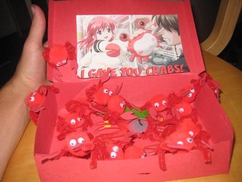 break the news gave you crabs venereal disease - 6698690816