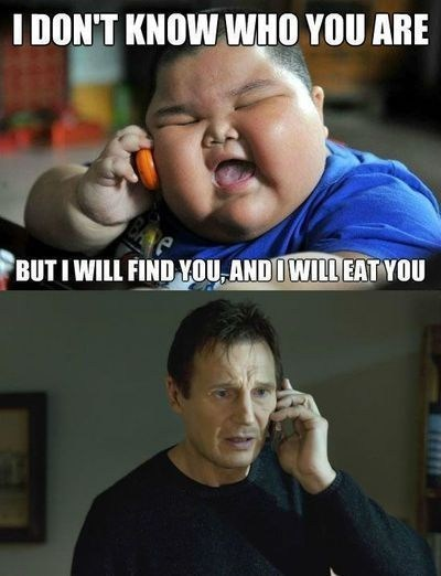 i will find you i will kill you taken liam neeson Movie - 6698803200