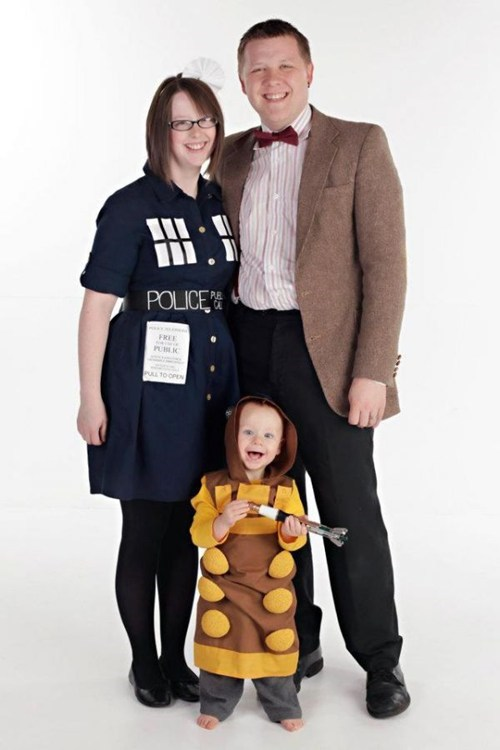 doctor who family - 6698865920