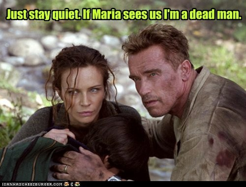 funny actor celeb Arnold Schwarzenegger - 6699143168
