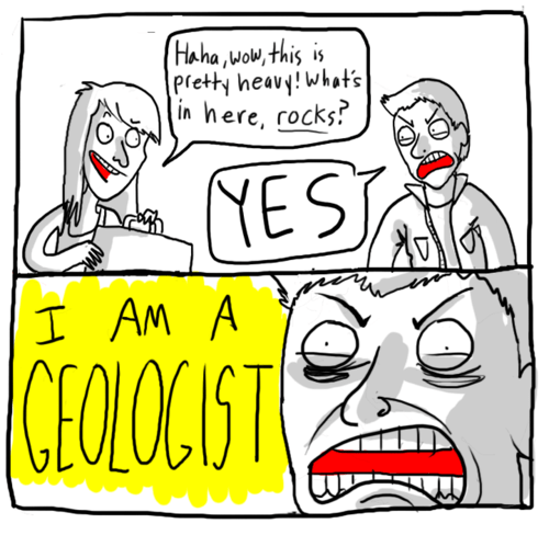 geologists rocks basalt - 6699184128