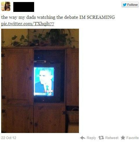 debate barack obama Mitt Romney presidential debate Debates - 6699263488