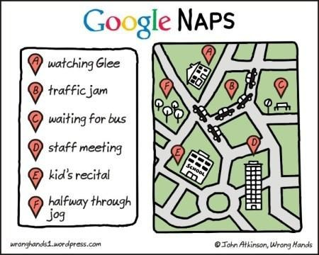 google maps google naps where am i - 6699265536