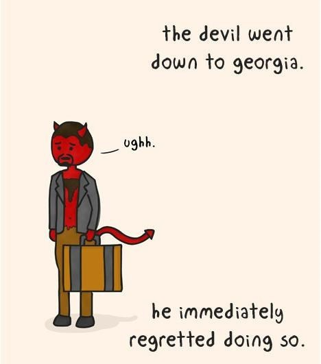 devil went down to georgia charlie daniels - 6699266816