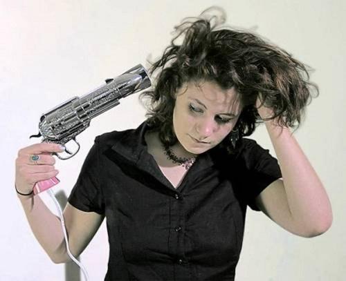 hair hairdryer gun style - 6699284480