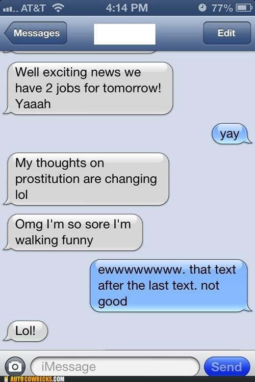 honest living iPhones new job prostitution - 6699330304