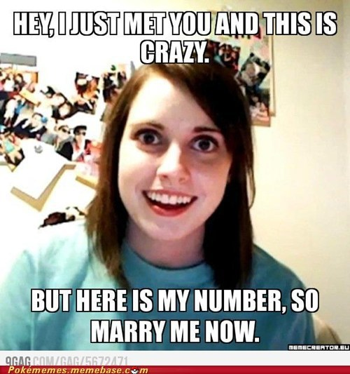 Overly Attached Carly Rae Jepsen