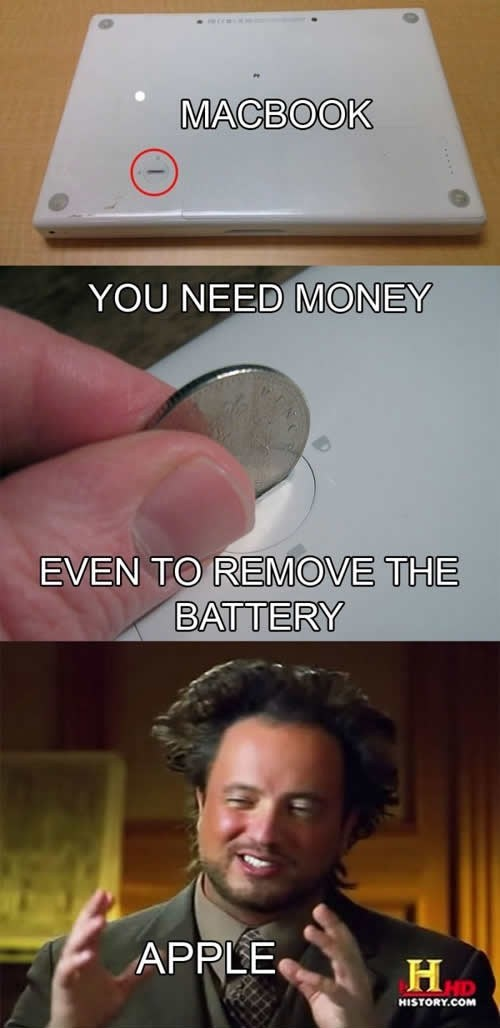 Aliens,quarters,macbook,ancient aliens,apple