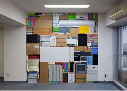 office tetris tetris stacking
