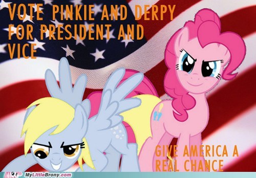 election,pinkie pie,derpy,vote