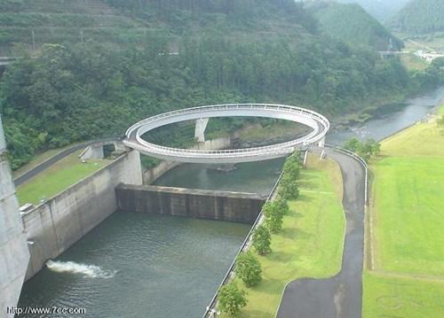 architecture design foot bridge - 6700137984