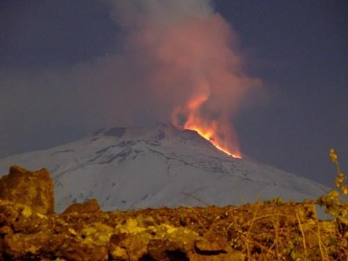 mt-etna,volcano,landscape,Damn Nature U Scary,lava