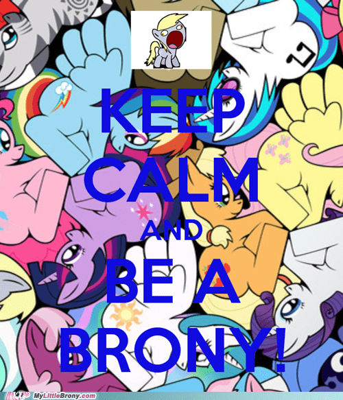 keep calm brony cute meme - 6700233216