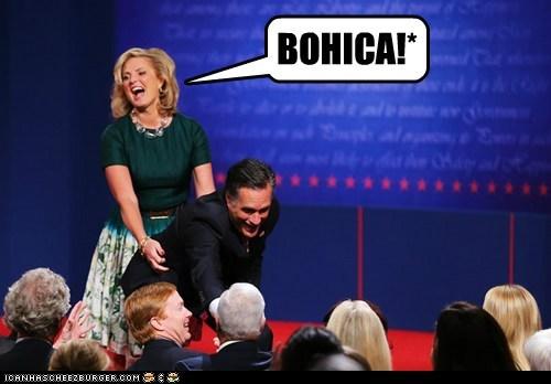 BOHICA!*