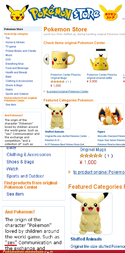 dafuq google translate Pokémon origins - 6700315904
