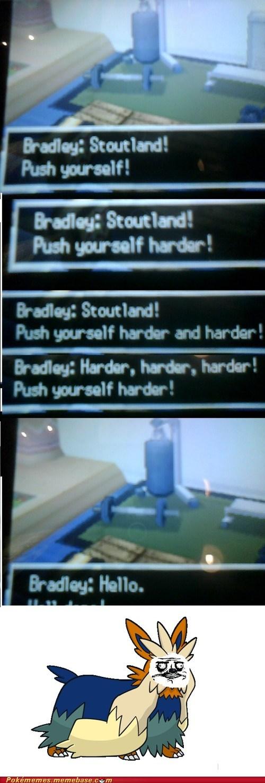 me gusta gameplay stoutland training - 6700444416