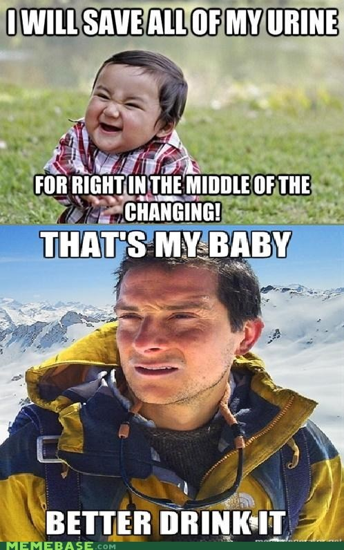 Baby Grylls