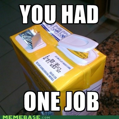 delicious sharing you had one job - 6700610048
