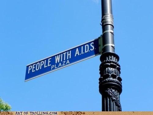 sign,IRL,street sign,aids