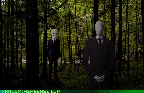 crossover the silence slenderman - 6701184000