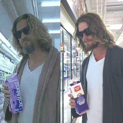 the big lebowski costume looks like - 6701854464
