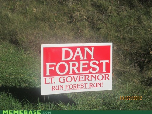 sign forest gump IRL politics - 6701926400