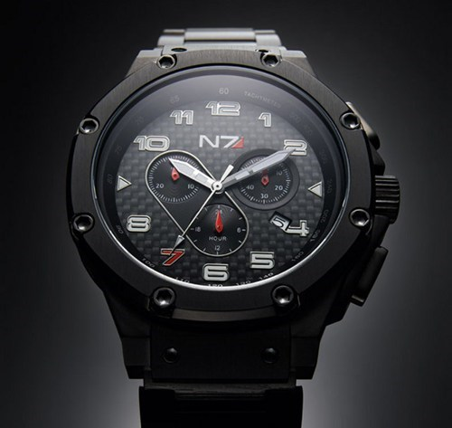 mass effect,watch,wristwatch,n7,commander shepard,ambassador,BioWare
