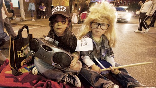 halloween costumes,waynes world