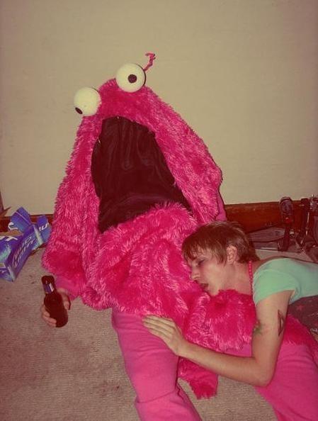 where did i go monster costume - 6702209792