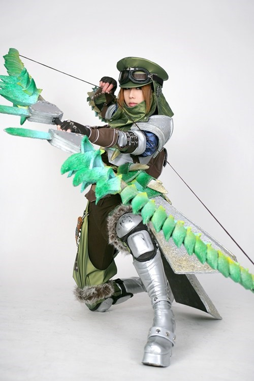cosplay monster hunter - 6702273024