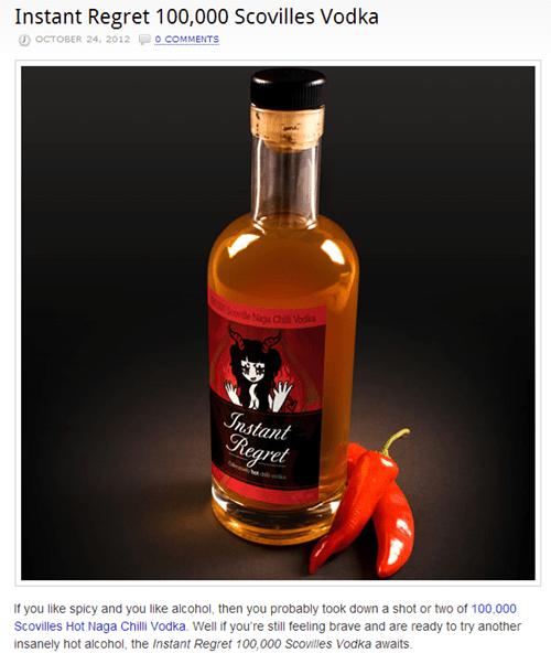 nope scovilles vodka hot alcohol no thanks - 6702321408