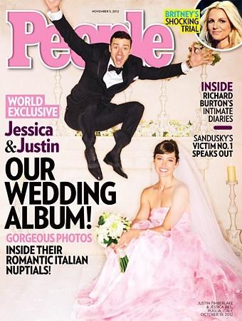 people magazine jessica biel Justin Timberlake celeb