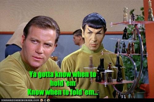 Captain Kirk song Spock Leonard Nimoy Star Trek William Shatner Shatnerday - 6702849280