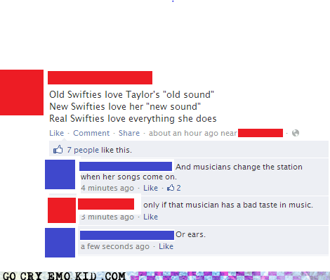 rebuttal,taylor swift,Music,facebook