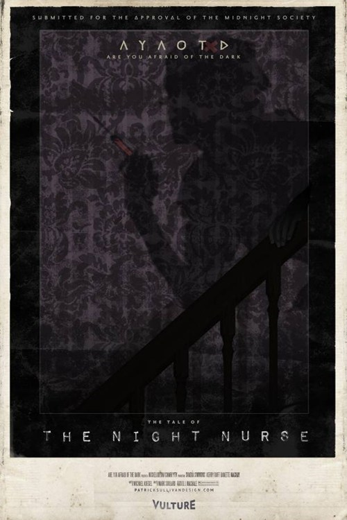 are you afraid of the dark,posters,Fan Art