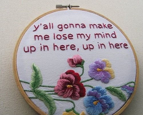 needlepoint,needle,pun,Knitta Please,sewing,best of week,Hall of Fame