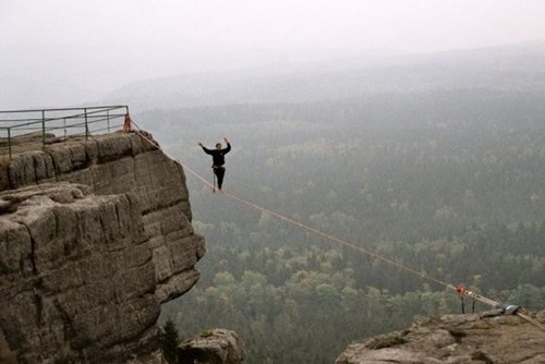 balance,slackline,vertigo,daredevil