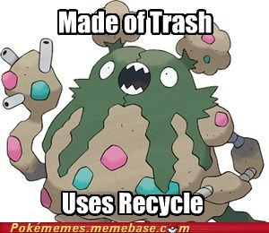 recycle garbodor trash - 6703337216